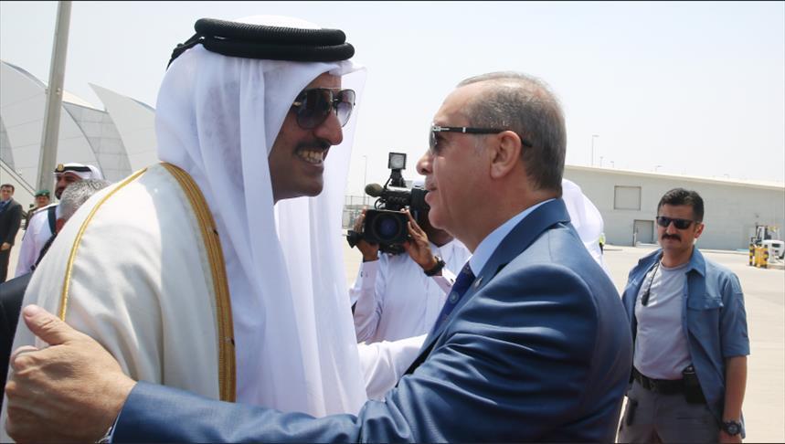 بالفيديو.. آبار الغاز تُفَجر الخلافات التركية القطرية