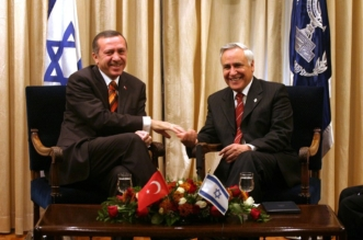 سكت دهرًا وقال كفرًا .. أردوغان يضاعف تجارته مع إسرائيل ويتباكى على القدس!! - المواطن