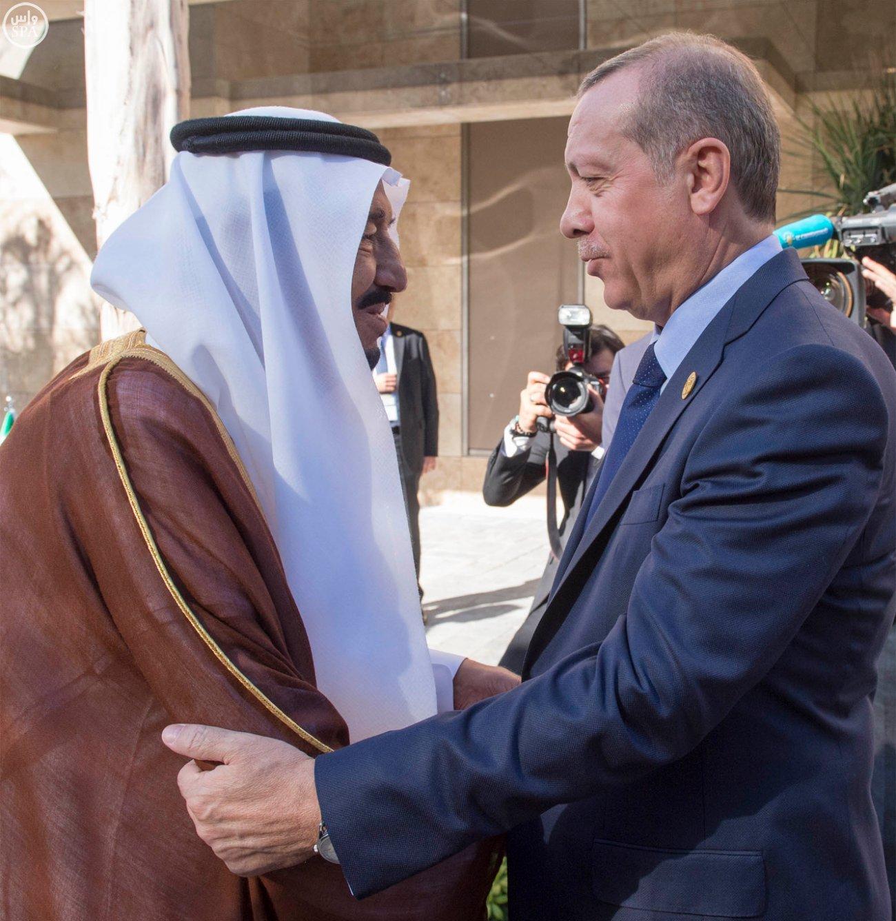 اردوغان-يستقبل-الملك-سلمان