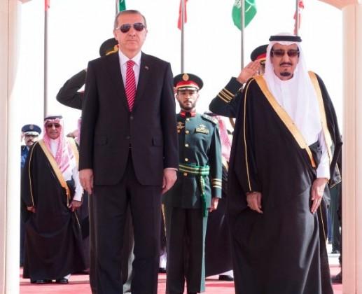 اردوغان-يصل-الرياض5