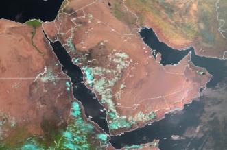 أمطار رعدية ورياح مثيرة للأتربة على 7 مناطق - المواطن