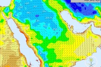 انخفاض درجات الحرارة الصغرى لـ 10 في #الرياض .. غداً - المواطن