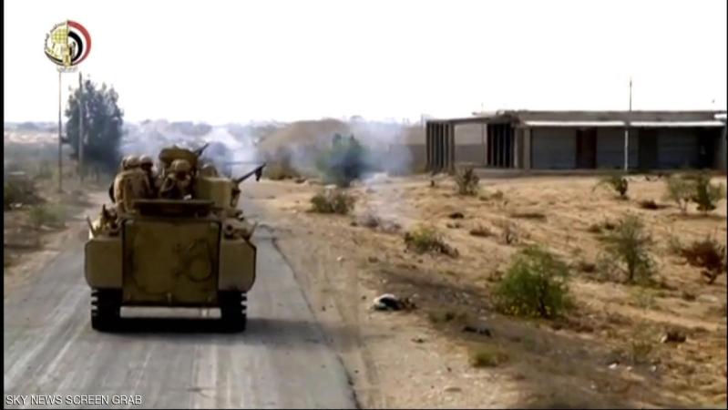 ارهابي سيناء