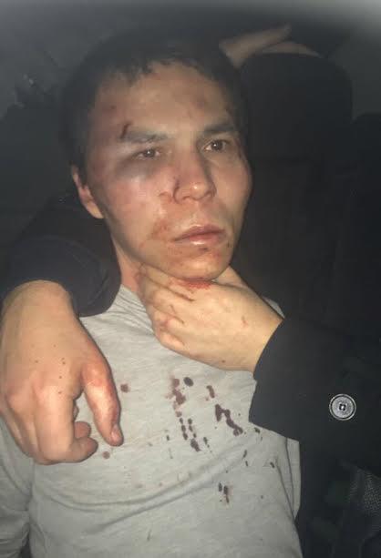 """محافط إسطنبول: المشتبه به بتفجير مطعم """"رينا"""" اعترف بجريمته"""