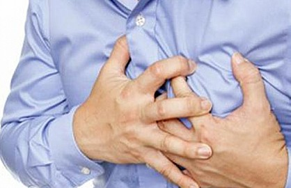 ازمة قلبية