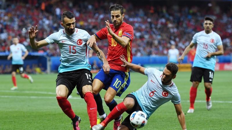 اسبانيا-وتركيا
