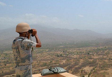 جندي سعودي0 ارشيفية
