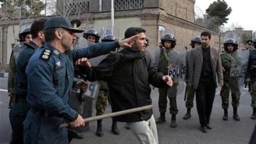 استشهاد مواطنين أحوازيين برصاص قوات الأمن الإيرانية