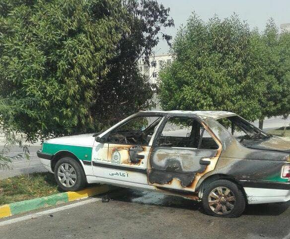 استشهاد مواطن أحوازي وجرح ثمانية آخرين برصاص الاحتلال في بلدة النعيمية (2)