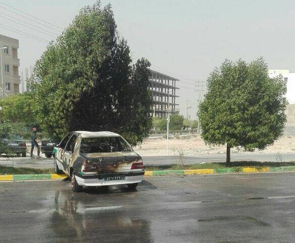 استشهاد مواطن أحوازي وجرح ثمانية آخرين برصاص الاحتلال في بلدة النعيمية (3)