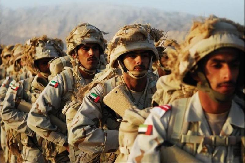 استشهاد-3 جنود-اماراتيين