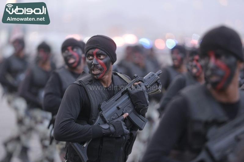 استعدادات رجال الأمن لموسم الحج صحيفة المواطن (281959701)  