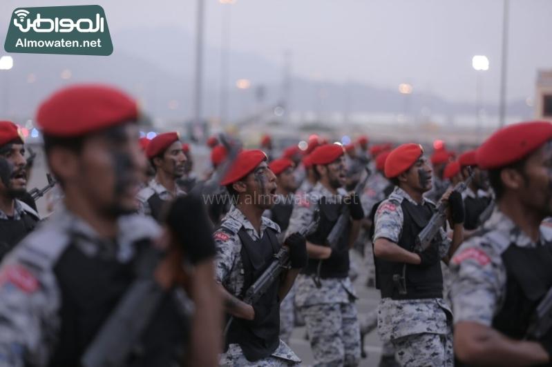 استعدادات رجال الأمن لموسم الحج صحيفة المواطن (281959702)  