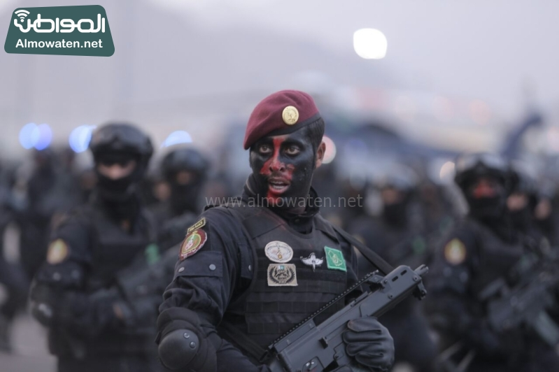 استعدادات رجال الأمن لموسم الحج صحيفة المواطن (281959703)  