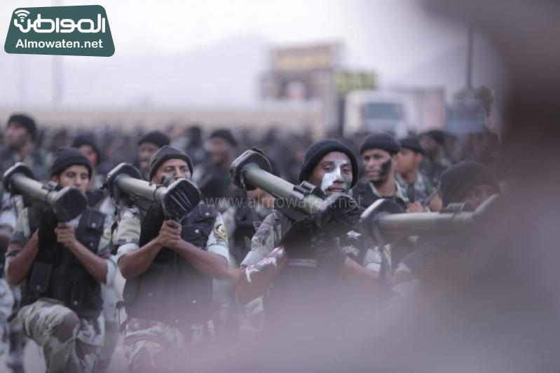 استعدادات رجال الأمن لموسم الحج صحيفة المواطن (281959704)  