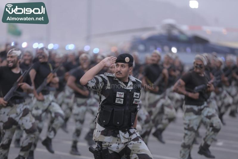 استعدادات رجال الأمن لموسم الحج صحيفة المواطن (281959705)  