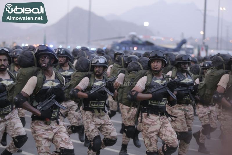 استعدادات رجال الأمن لموسم الحج صحيفة المواطن (281959706)  