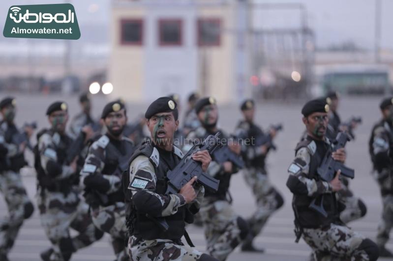 استعدادات رجال الأمن لموسم الحج صحيفة المواطن (281959707)  