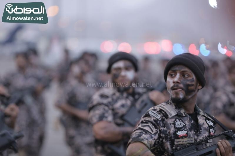 استعدادات رجال الأمن لموسم الحج صحيفة المواطن (281959708)  