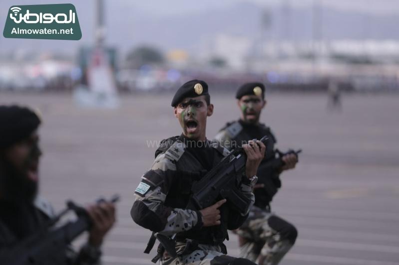 استعدادات رجال الأمن لموسم الحج صحيفة المواطن (281959709)  