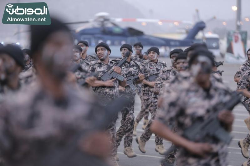 استعدادات رجال الأمن لموسم الحج صحيفة المواطن (281959713)  