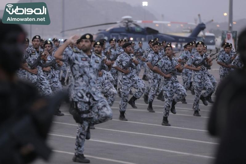 استعدادات رجال الأمن لموسم الحج صحيفة المواطن (281959714)  
