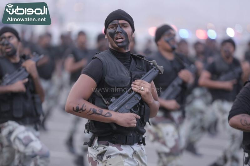 استعدادات رجال الأمن لموسم الحج صحيفة المواطن (281959715)  