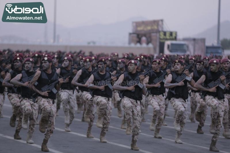 استعدادات رجال الأمن لموسم الحج صحيفة المواطن (281959716)  