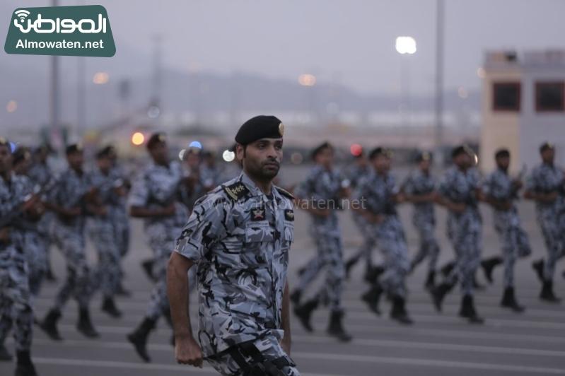 استعدادات رجال الأمن لموسم الحج صحيفة المواطن (281959717)  