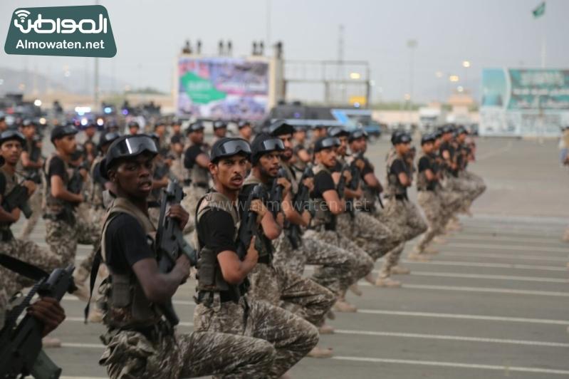 استعدادات رجال الأمن لموسم الحج صحيفة المواطن (281959718)  