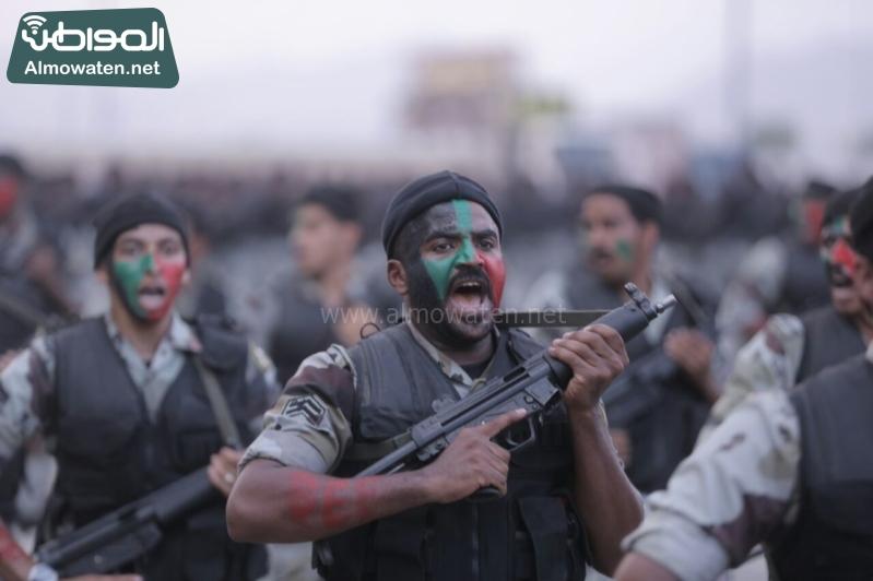 استعدادات رجال الأمن لموسم الحج صحيفة المواطن (281959719)  