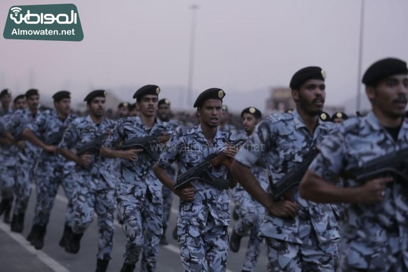استعدادات رجال الأمن لموسم الحج صحيفة المواطن (281964466)  