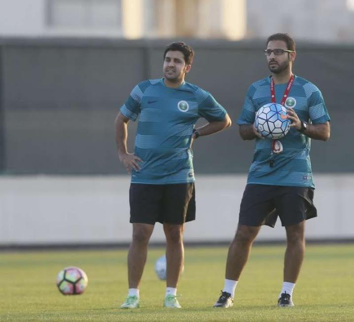 استعدادت المنتخب السعودي الشاب (2)