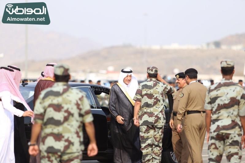 استعراض قوات الحج34