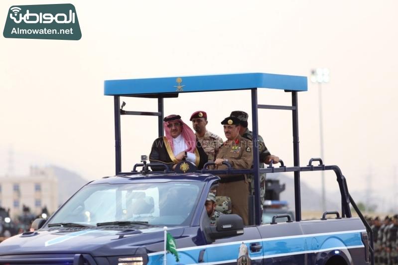 استعراض قوات الحج43