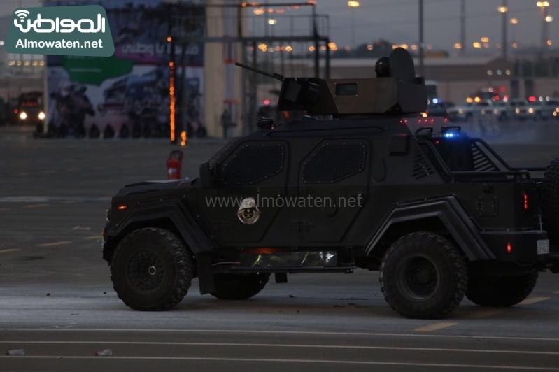 استعراض قوات الحج46
