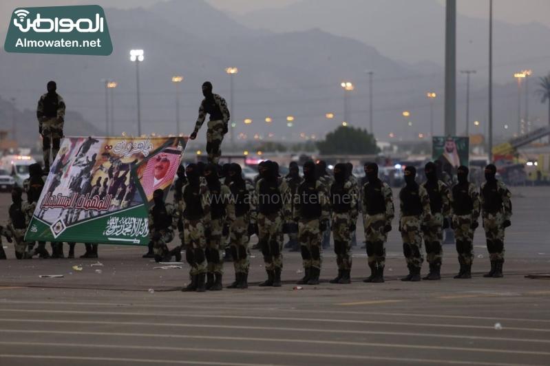 استعراض قوات الحج59