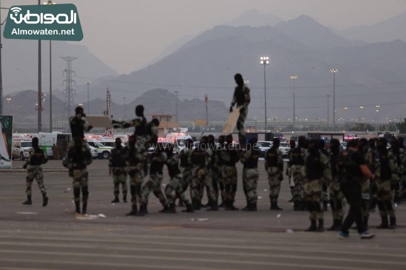 استعراض قوات الحج64