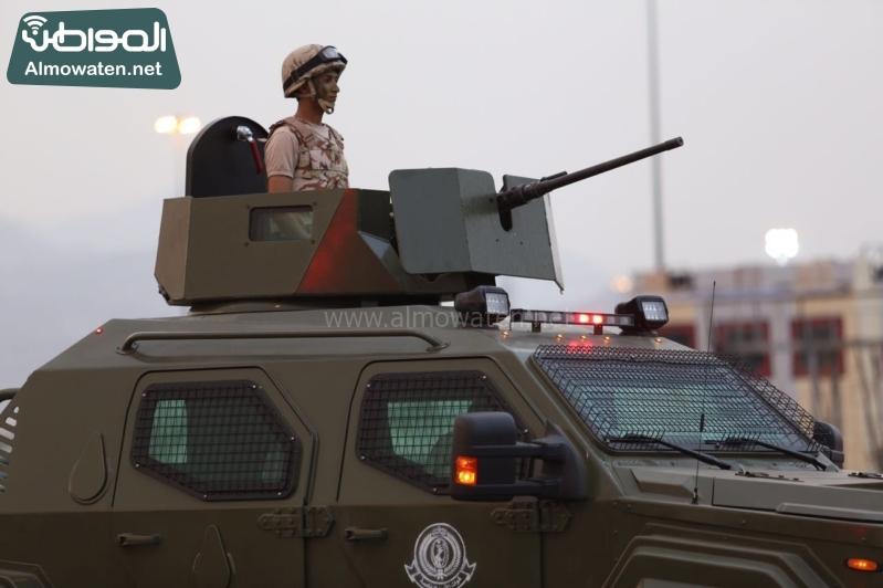 استعراض قوات الحج75