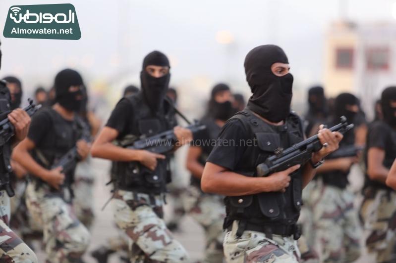 استعراض قوات الحج79