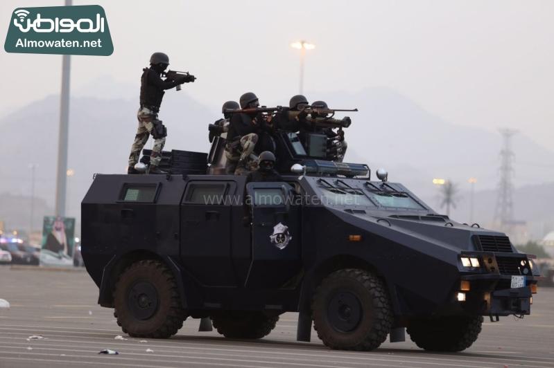 استعراض قوات الحج80
