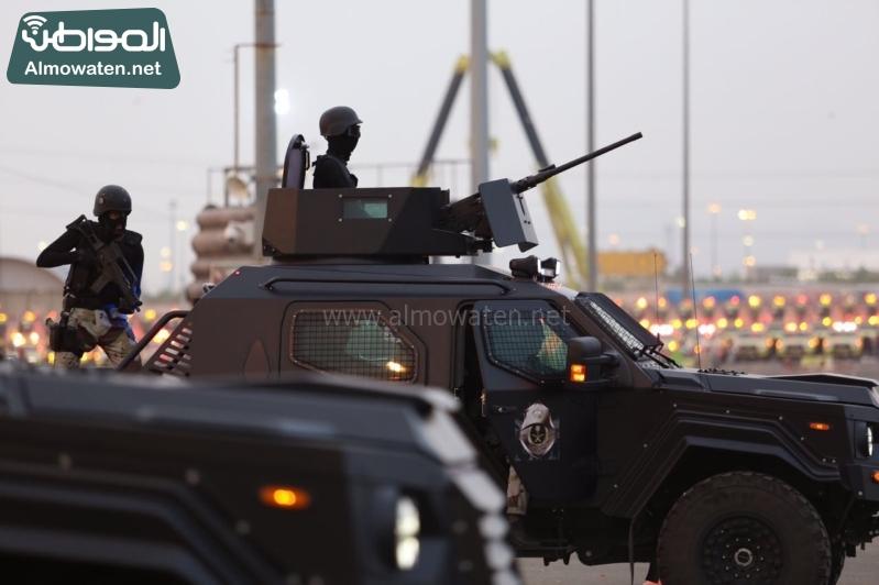 استعراض قوات الحج87
