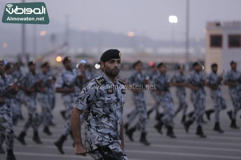استعراض قوات الحج99