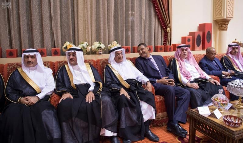 استقبال الملك لرئيس السودان 7