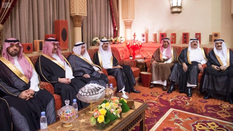 استقبال الملك لرئيس السودان 9