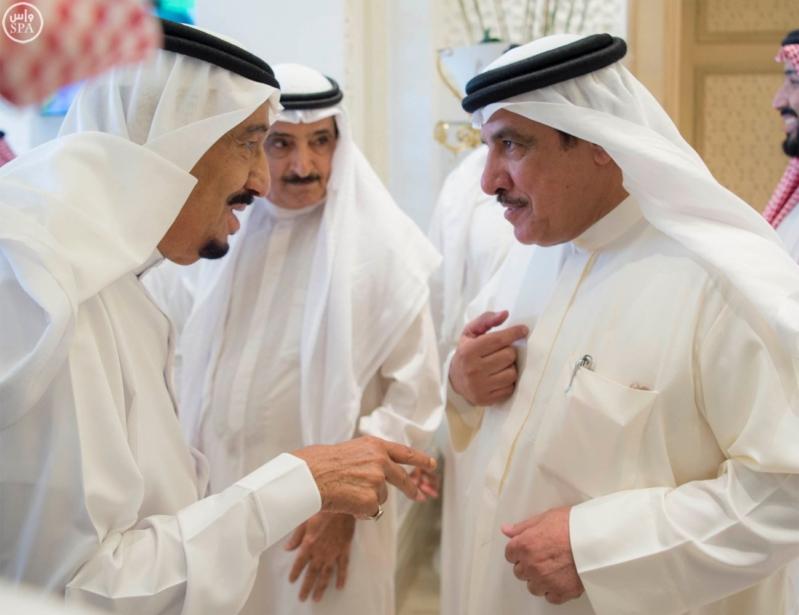 استقبال ملك البحرين في المغرب12