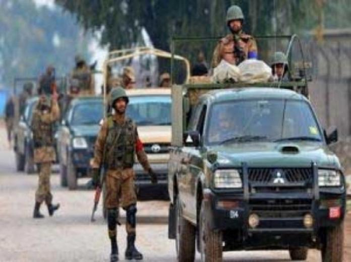 استهداف موكب عسكري في باكستان
