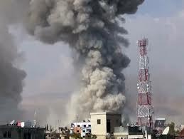 استهدفت قوات الأسد بالمدفعية الثقيلة وراجمات الصواريخ في العاصمة دمشق