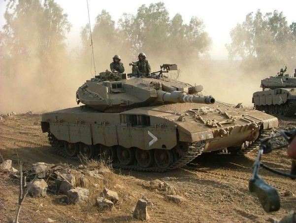 اسرائيل تتوغل في اراضي سوريا