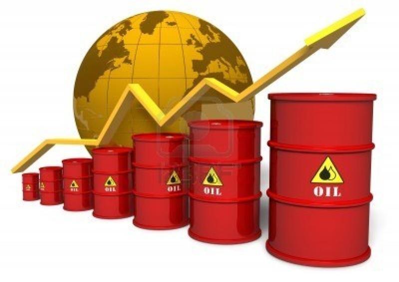 هبوط مخزونات الخام الأمريكية ترفع أسعار النفط